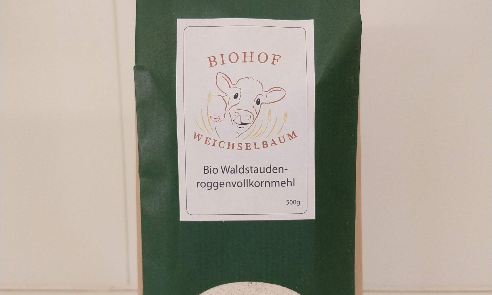 Bio Roggenvollkornmehl