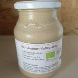 Bio Kaffee Joghurt